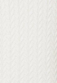 Michael Kors - CABLE TURTLE - Trui - bone - 6