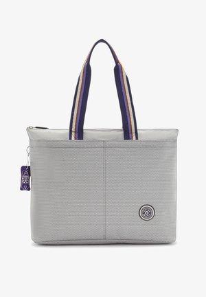 CHIKA - Tote bag - grey ripstop