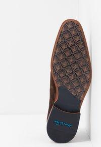 Van Lier - Smart lace-ups - carmelo - 4