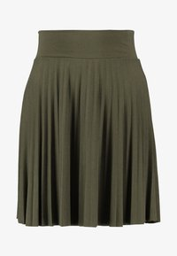 Anna Field Petite - A-line skirt - olive night - 3