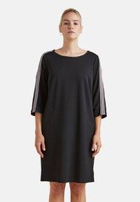 Elena Mirò - Day dress - nero - 0