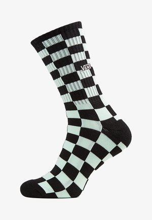 CHECKERBOARD - Socks - black-bay