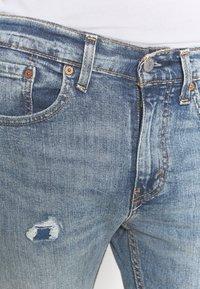 Levi's® - 519™ SKINNY BALL - Jeansy Skinny Fit - light-blue denim - 5