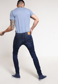 Jack & Jones - JJILIAM JJORIGINAL - Jeans Skinny - blue denim - 2