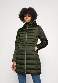 Save the duck - IRIS CAMILLE - Short coat - pine green - 0
