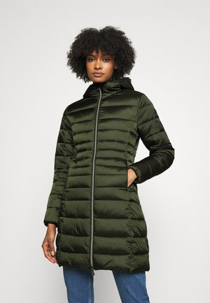 IRIS CAMILLE - Krátký kabát - pine green
