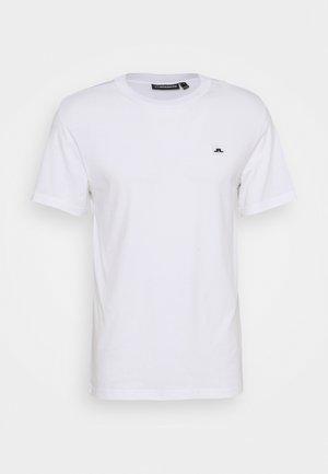JORDAN LOGO - T-paita - white