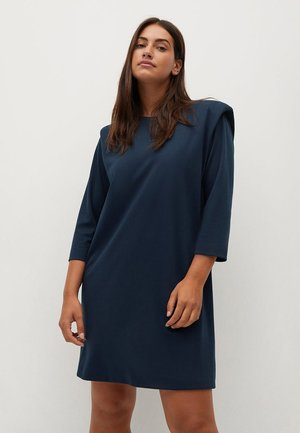 MABEL - Jumper dress - dunkles marineblau