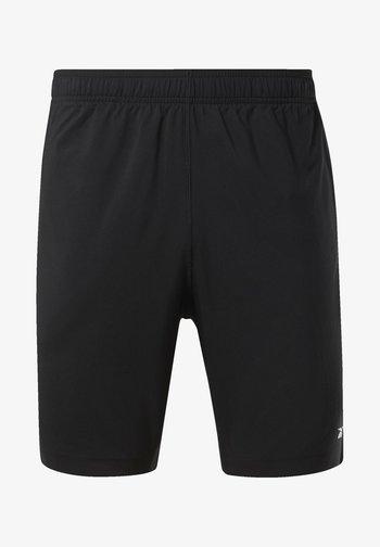 WORKOUT READY SHORTS - Sports shorts - black