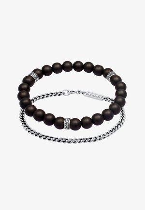 2 PACK - Bracelet - schwarz