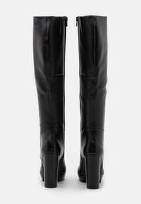 Steven New York - JAMILA - High heeled boots - black - 3