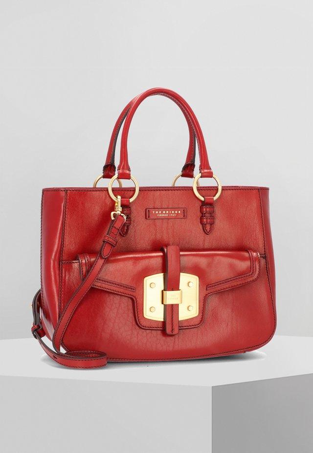 LAMBERTESCA  - Handtasche - red