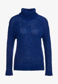 Bruuns Bazaar - SIRIH AUGUSTA - Strickpullover - indigo blue - 3