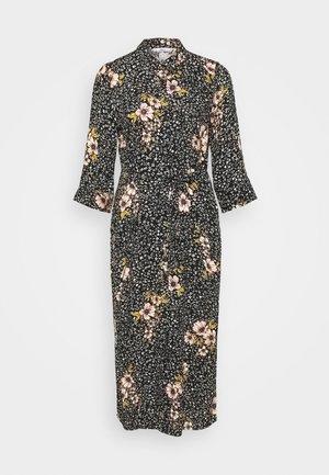 ONLNOVA LIFE 3/4 SHIRT DRESS - Vestido informal - multi coloured