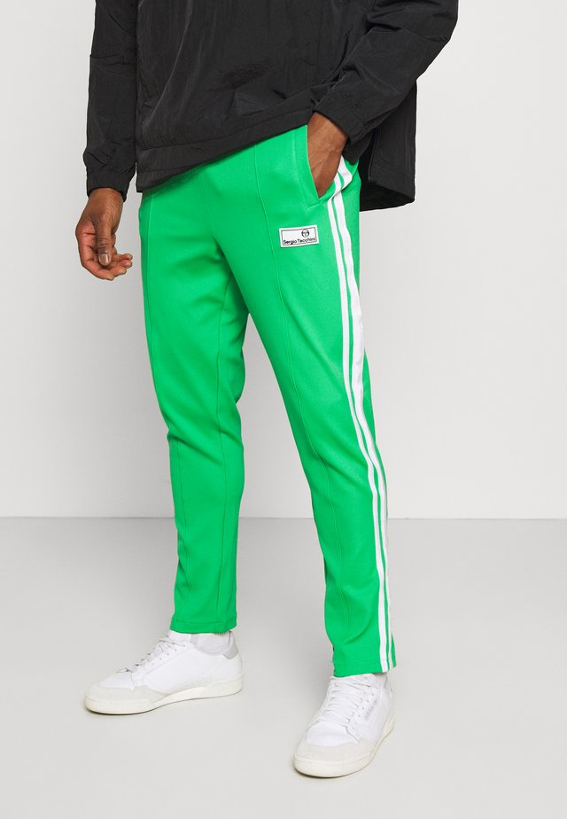 SALUZZO PANT - Teplákové kalhoty - island green