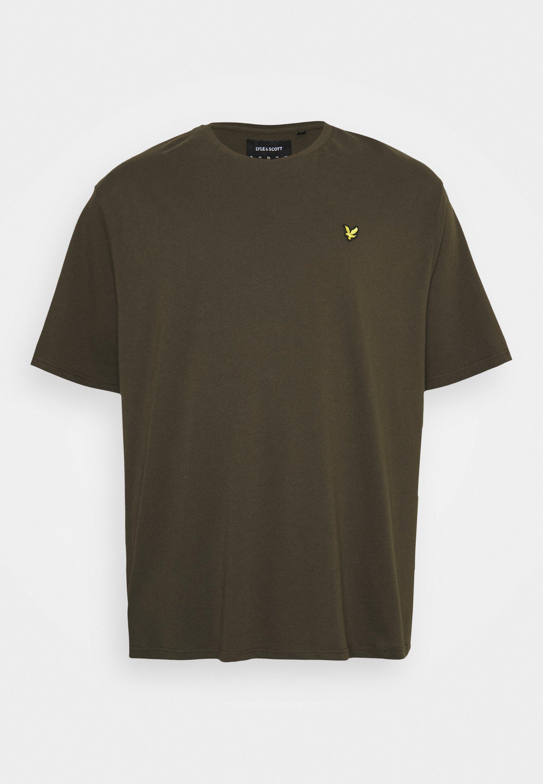 Uomo PLUS PLAIN - T-shirt basic