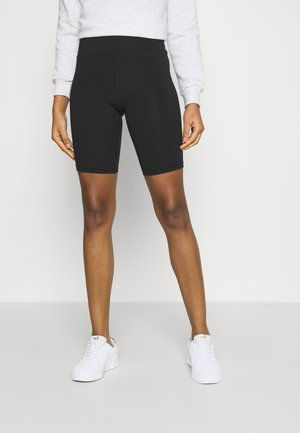 EVERYTHING LONGER BIKE - Shorts - true black
