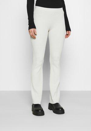 ORINA TROUSERS - Trousers - beige