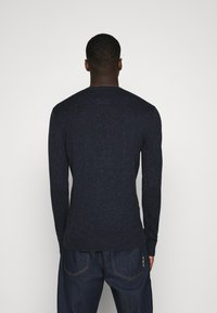 Hollister Co. - CORE CREW - Pullover - navy - 2