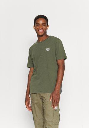 UNO - Basic T-shirt - olive