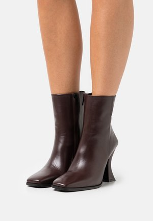 SHOES - Classic ankle boots - brown