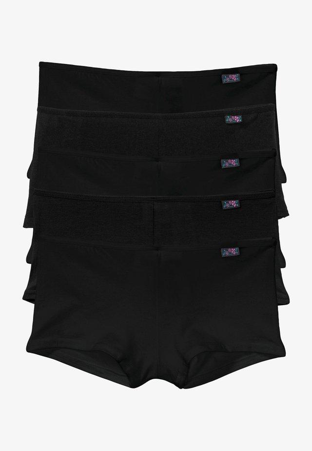 FRENCH (5ER PACK) SCHLICHTE FRENCH IN TOLLER QUALITÄT - Panties - schwarz