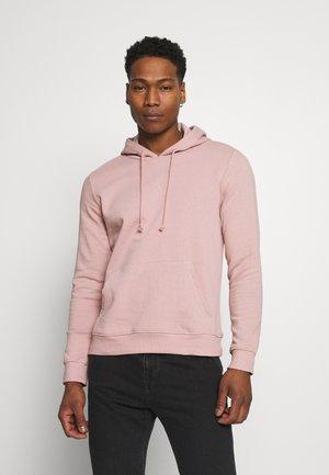 Sweatshirt - dusky pink