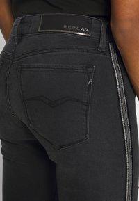 Replay - LUZIEN - Jeans Skinny Fit - dark grey - 4
