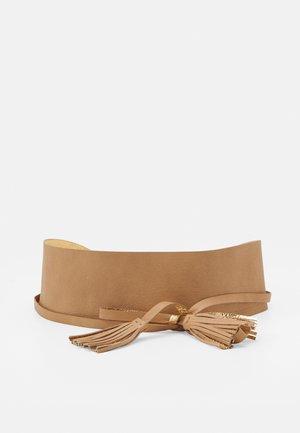 BELT - Waist belt - gold