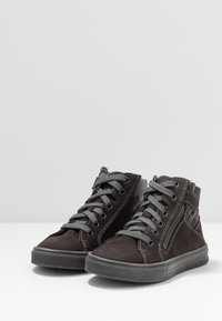 Richter - High-top trainers - steel - 3