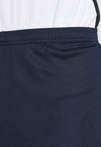 Nike Performance - ACADEMY SHORT - Pantaloncini sportivi - obsidian/white - 3