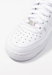 Nike Sportswear - AIR FORCE 1 - High-top trainers - white - 2