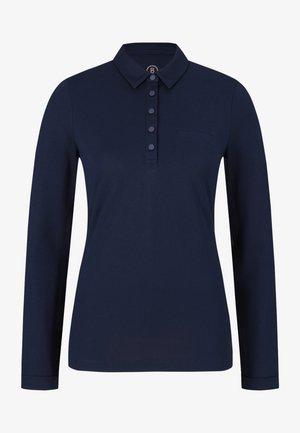 LONGSLEEVE - Polo shirt - navy blau