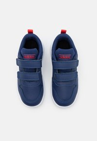 adidas Performance - TENSAUR UNISEX - Walking trainers - dkblue/ftwwht/actred - 3