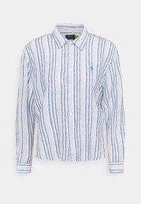 Polo Ralph Lauren - STRIPE - Button-down blouse - white/astor blue - 6