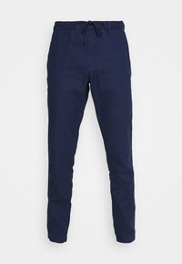 LANG - Trousers - blue