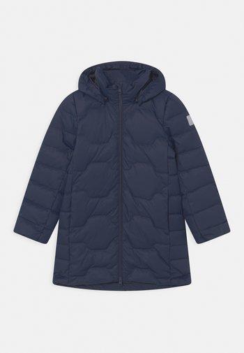 LOIMAA UNISEX - Down coat - navy