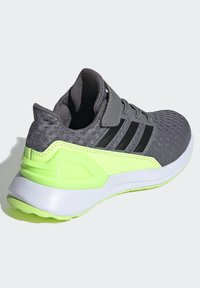 adidas Performance - RAPIDARUN SHOES - Sports shoes - grey - 4