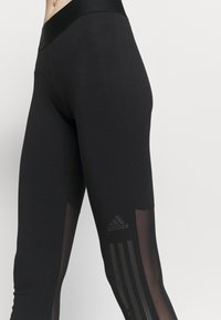 adidas Performance - GLAM - Leggings - black - 3