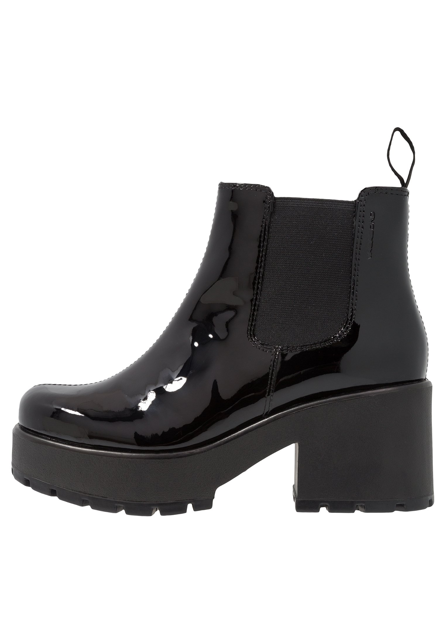 Vagabond DIOON Korte laarzen black Zalando.nl