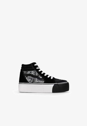 IRIA  - Zapatillas altas - black