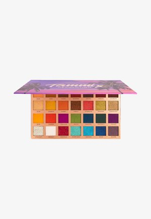 REVOLUTION X TAMMI TROPICAL TWILIGHT SHADOW PALETTE - Eyeshadow palette - tropical twilight