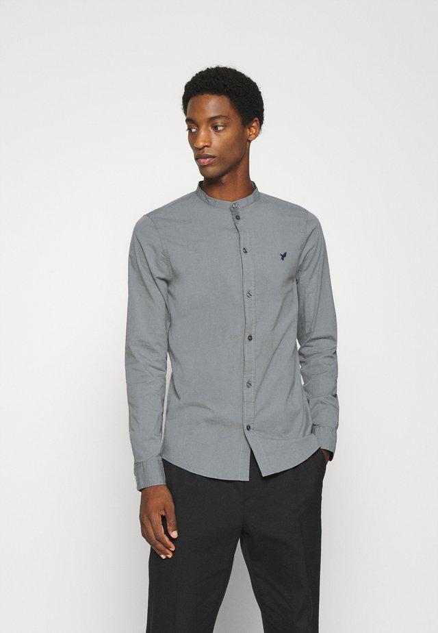 Shirt - blue-grey