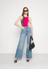 BDG Urban Outfitters - HIGH TANK  - Top - khaki - 1