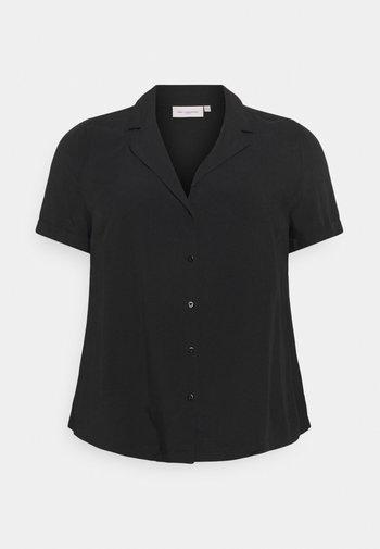 CARVISTALA SHIRT SOLID - Skjorte - black