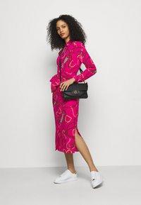 Lauren Ralph Lauren - DRESS - Skjortekjole - nouveau bright - 1