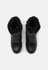 Refresh - Lace-up ankle boots - black - 5