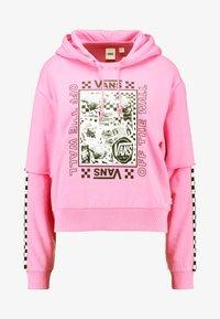 Vans - LADY STING HOODIE - Hoodie - azalea pink - 3