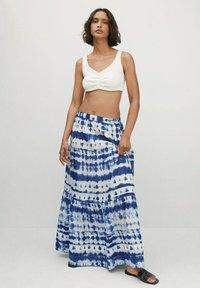 Mango - Maxi skirt - crudo - 1