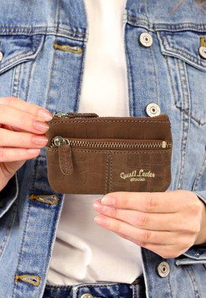 Wallet - braun (muster)